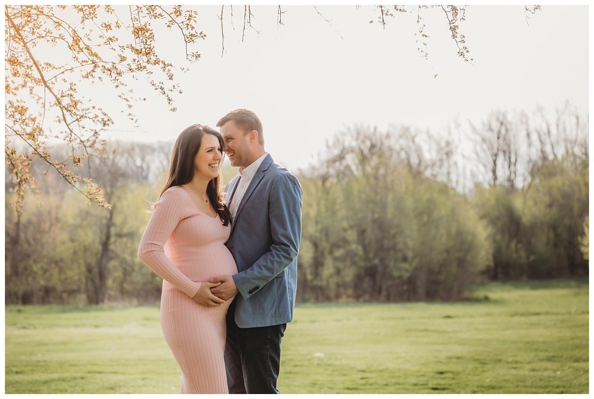 downers grove photographer hinsdale western springs maternity newborn family